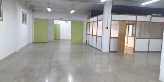 LOCAL DE 300 M2 AL COR DEL B.POBLE SEC A IGUALADA